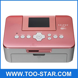 Wireless wifi mini printer for digital camera and mobile phones(Max. Paper 100*148mm)