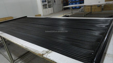 Hot water solar energy heater collectors,plastic solar water heater collectors,plastic solar pool heater collectors