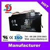 2015 deep cycle rechargeable solar battery 12v150ah