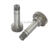 Non-standard straight steel bevel gear, CNC machined gear,Metal gear