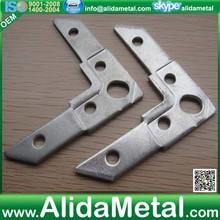 metal corner fasteners for HVAC system with ANSI/ASME standard