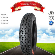 High quality motorcycle tire 3.00-10 with the new popular pattern made in China own factory