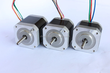 chinese supplier for NEMA17 stepper motor with high speed ,low noise