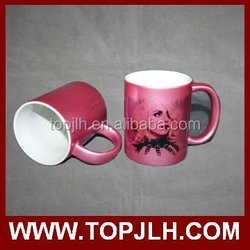 Bead light cup with custom logo for sublimation printing