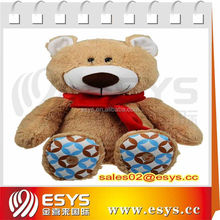 Electric talking and walking plush stuffed toys,plush motion activated voice toys with CE certificate