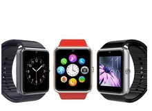 GT08 smart wrist watch mtk 6260 android smart watch phone