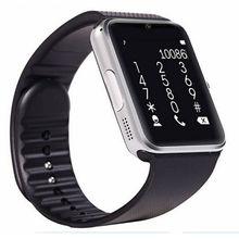 GSM pedometer dual sim watch phone waterproof gt08