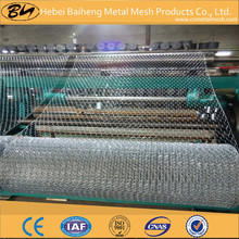 plastic coated chicken net/chicken wire mesh