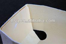 cottura in legno muffa o paglia cestino del pane