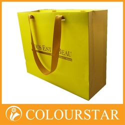high quality with fancy design good quality gift bag/paper bag