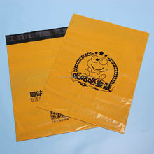 Fangjie customized printing high quality courier bags with low price and own logo envelope