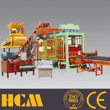 Qt6-15 hydraulic automático materiales de construcción ladrillos