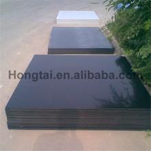 1mm white black plastic HDPE Sheet