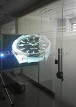 Transparent Hologram Foil/Self Adhesive Foil/3d Projector Holographic ,Vivid Images