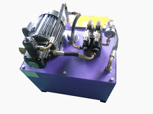 customized and professional design high quality hydraulic power pack /hydraulic power unit with cooler from China supplier