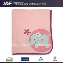 Guaranteed quality children super soft handmade baby blanket