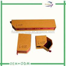 printed cosmetic paper box window