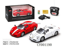 4Ways Remote Control Car with light and music,rc car for boy