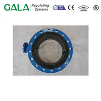 High quality butterfly valve body heat resistant ggg25 cast iron