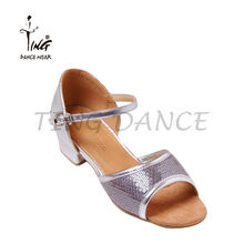 2015 new Children Latin/ballroom dance Shoes
