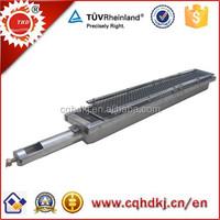 Vertical teppanyaki grill infrared bbq gas burner HD668