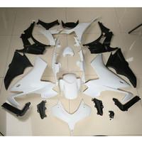 ABS Fairing Cowl Kit Bodywork For Honda CBR500R CBR 500 R 13 14 Unpainted White