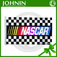 nascar in spain racing car game advertising custome screen print banner ad