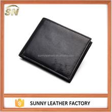 wholesale genuine wallets rifd branded credit card holder wallet