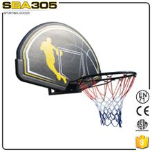 hanging custom mini basketball hoop
