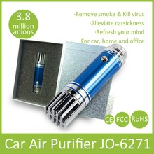 2015 hot new products for 2015 (Mini Car ionizer air purifier)