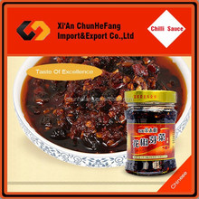 Spice and Seasoning Black Bean Sauce 200g