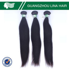 Wholesale price top quality virgin bresilienne human hair weaving