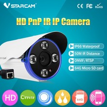 VStarcam C7850IP 50M IR Distance Plug and Play Hisilicon IP Camera FCC,CE,ROHS Certification