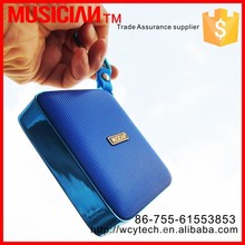 best wireless bluetooth speaker with small case but powerful sound system built for portability