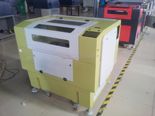 hot sale precision and cheap 6090 laser cutting machine price for advertising