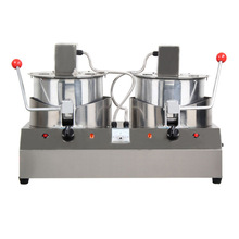 Desk-top Simply Constructed Double Cooker Popcorn Maker for Family Leisure Food and Mobil Operation