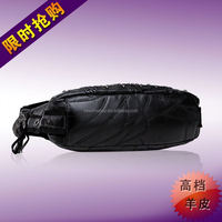 feather for office women pet carrier bag Vintage style