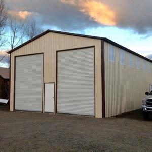 Austrália padrão produto edifícios de armazenamento de garagem de aço móvel