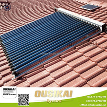 Split Pressurized Solar Water Heater Collector, Heat Pipe Solar Collector