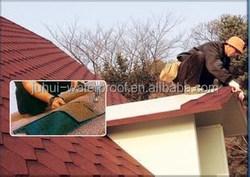 Supply best asphalt roofing shingle