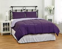 2016 hot sale reversible comforter set export to American market