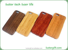 New products Wholesale wood mobile phone case for iPhone 6 / 6 plus
