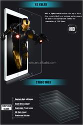 2015 New model,for iPad Pro tempered glass screen protector,tablet tempered glass for screen protector iPad Pro