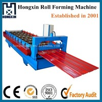 China Roll Forming Machine for roof tile making