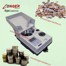 Coin Counting Machine|Digital Coin Sorter and Counter|Euro Coin Counter