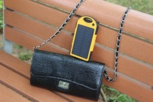 factory price with discount price waterproof mobile solar power banks for ipad