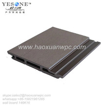 Wood plastic composite exterior wall cladding /Wall panel/wall board