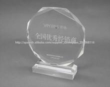 concesión del trofeo de acrílico