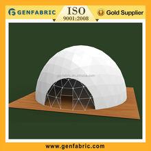Hot sale Diameter 6 meter geodesic dome tents