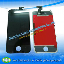 xin wei perfect quality replacement for iphone 4 lcd screen